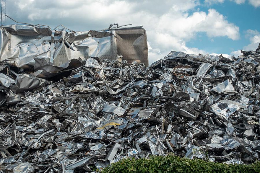 Catalytic Converter Scrap Price >> Stainless Steel Recycling | Stainless Steel Scrap Metal Recycling | Ireland - Wilton Waste Recycling